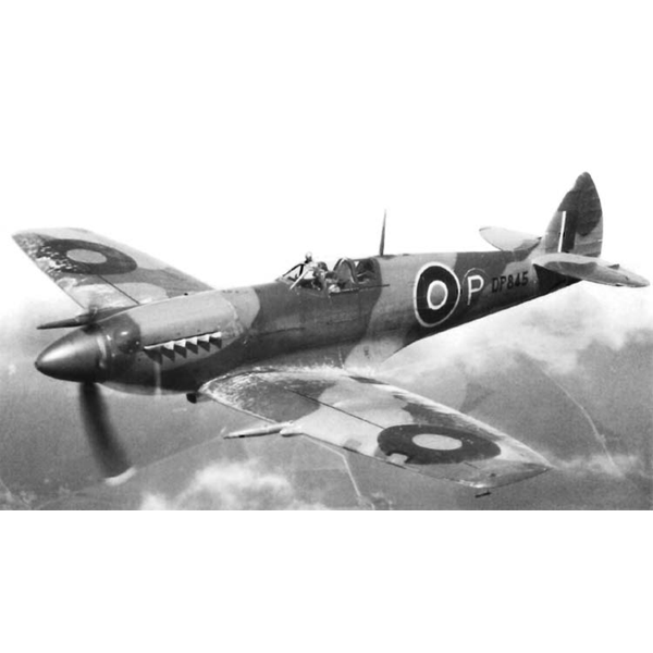 photo of Spitfire-Mk-XII