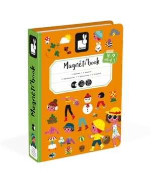 Magneti'Book 4 Seasons
