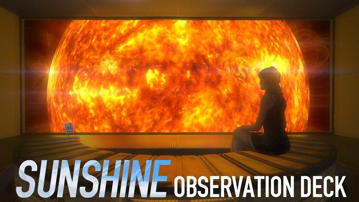 Random Video: VR Oculus Rift Demo – Sunshine Observation Deck