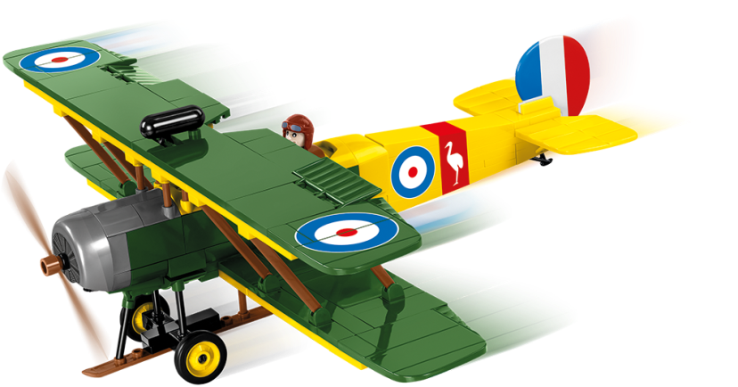 Cobi AVRO 504K Biplane Sets