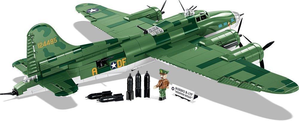 COBI B-17 Memphis Belle Bomber Free Shipping