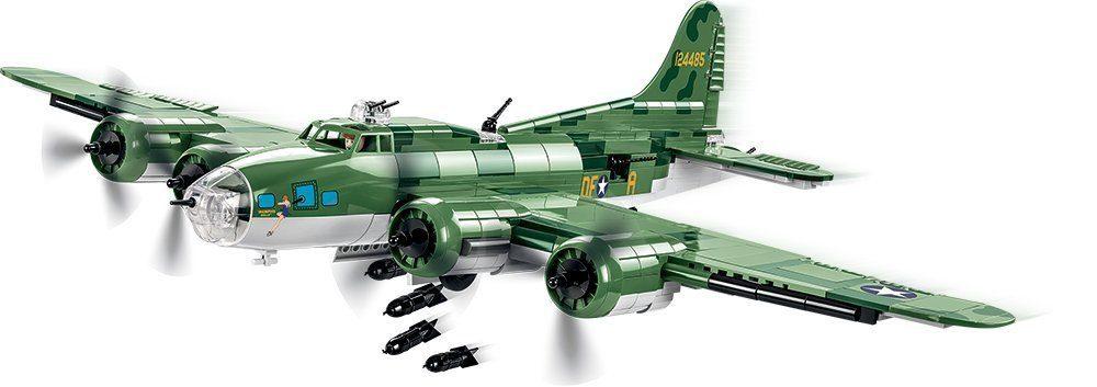 COBI B-17 Memphis Belle Bomber USA