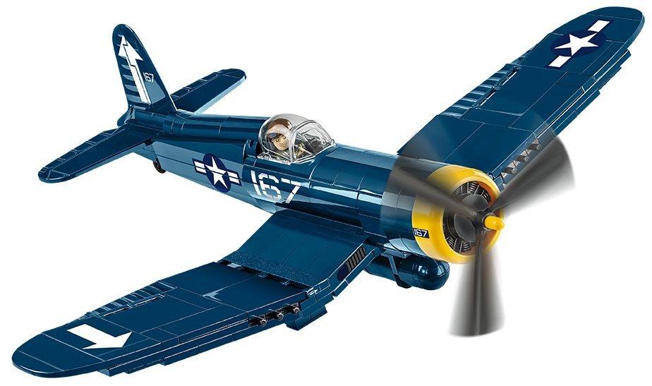 COBI F4U Corsair Fighter Set Review