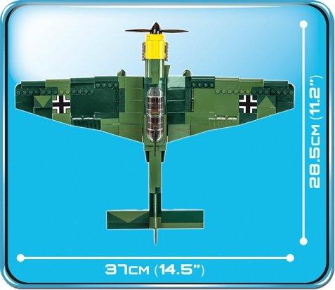 COBI Junkers JU87B Stuka Set Size