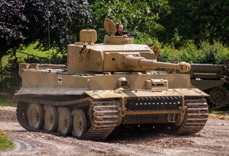 COBI Tiger 131 2021