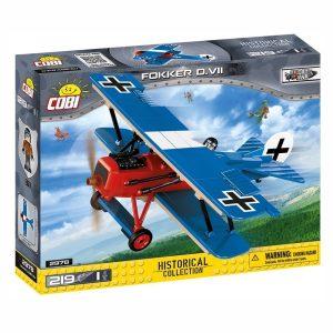 Cobi Fokker D VII Brick Set Warbricks