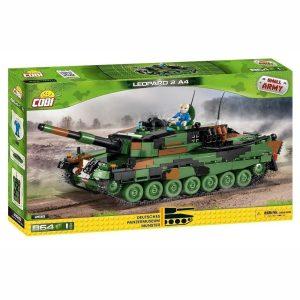 Cobi Leopard 2A4 Set