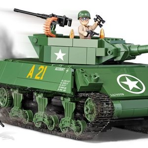 Cobi WW2 Tanks