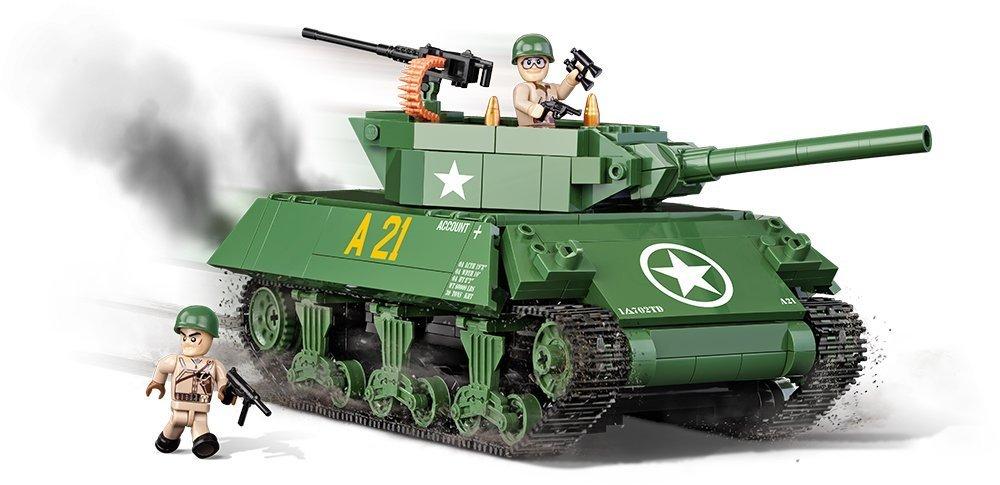 Cobi M-10 Wolverine Tank Set Free shipping
