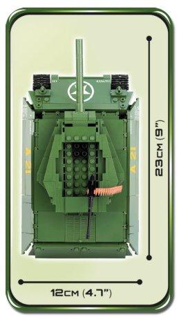 Cobi M-10 Wolverine Tank Set Size