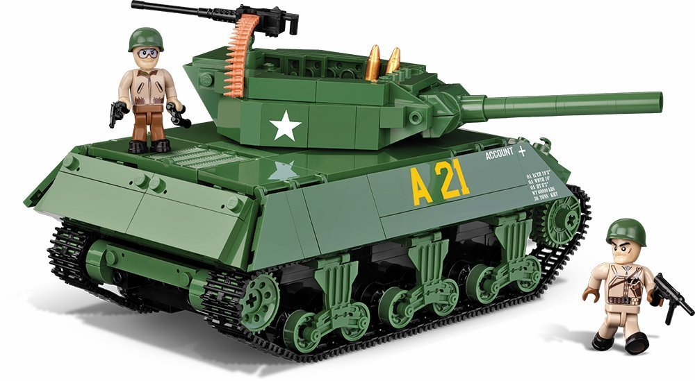Cobi M-10 Wolverine Tank Set best Price