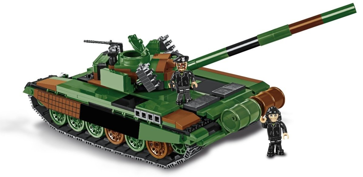 Cobi Polish PT-91 TWARDY Tank Set (2612) Best Price