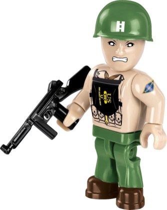 Cobi Sherman M4A1 Tank Set Commander