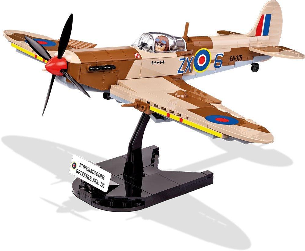 Cobi Supermarine Spitfire MK IX Set Stand
