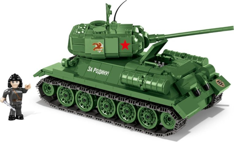 Cobi T-34 World Of Tanks Set