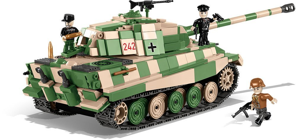 Cobi Tiger II tank Set best PRice