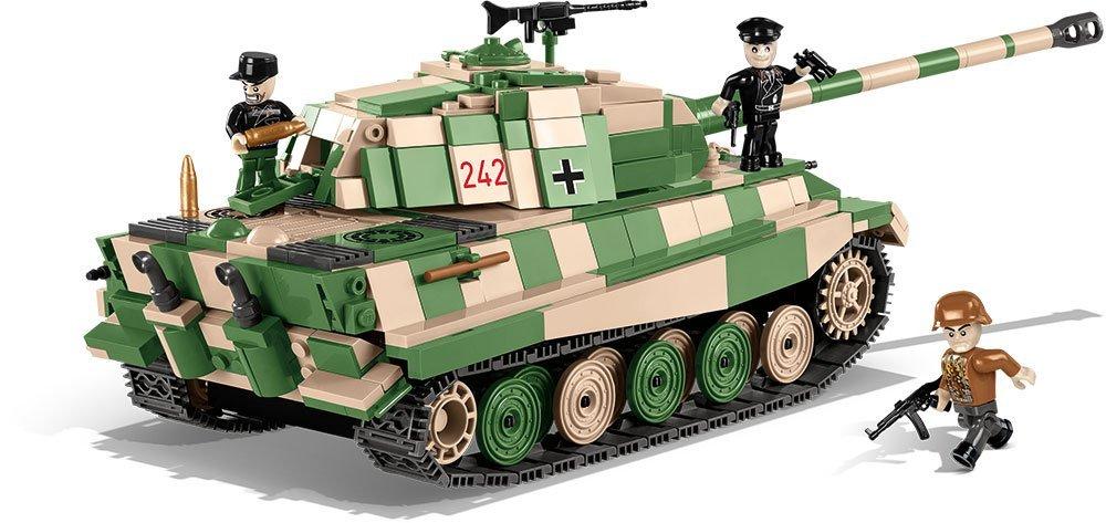 Cobi Tiger II tank Set best PRice