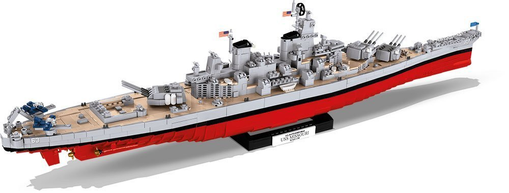 Cobi USS Missouri Best Price