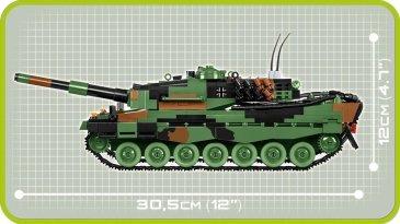 Cobi leopard 2A4 set size