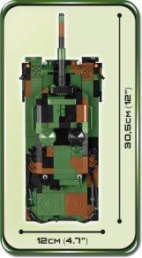 Cobi leopard 2A4 set tracks