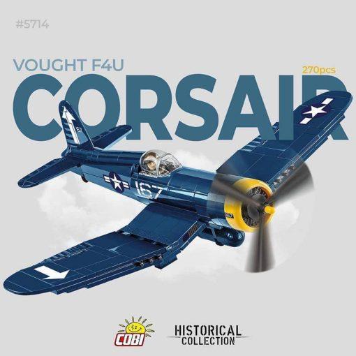 COBI F4U Corsair Fighter Kit