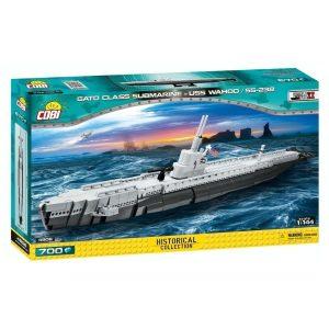 COBI USS WAHOO Submarine Set (4806)