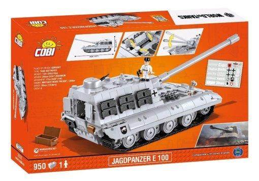 Cobi WOT E 100 Jagdpanzer Box