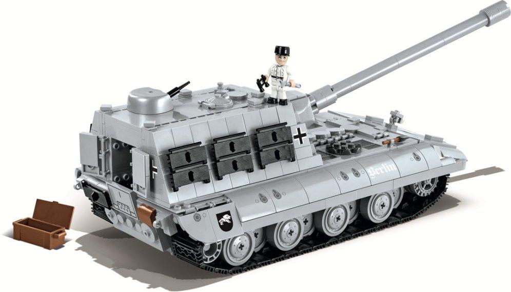 Cobi World of Tanks E 100 Jagdpanzer.