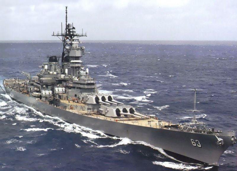 USS Missouri Set