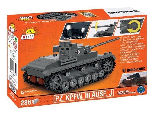COBI 148 Scale Panzer III Set (3062) Amazon