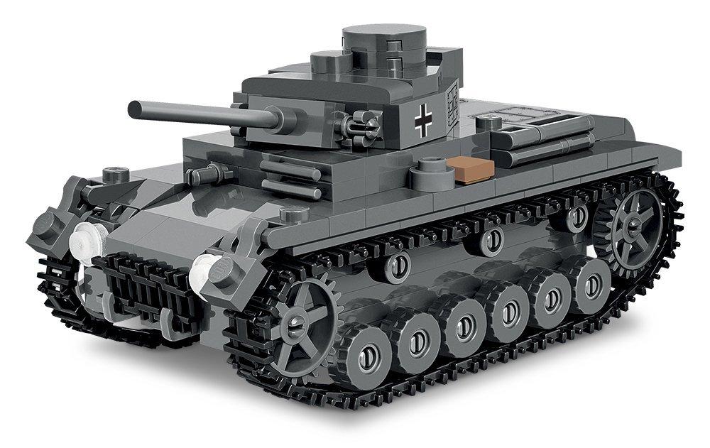 COBI 148 Scale Panzer III Set (3062) USA Store