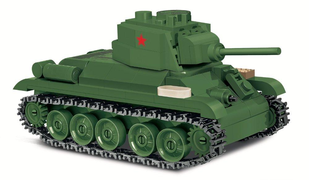 COBI 148 Scale T-34 Set USA Store