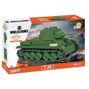 COBI 148 Scale T-34 Set