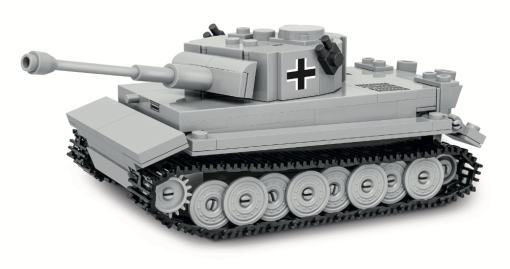COBI 148 Scale Tiger Tank USA Store