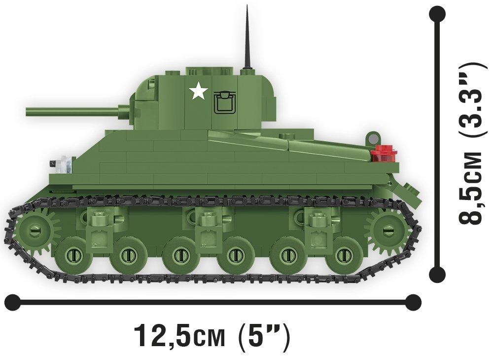 COBI 148 Sherman Size