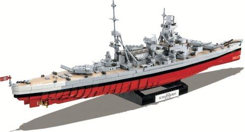 COBI Battleship Scharnhorst Set (4818) Order USA