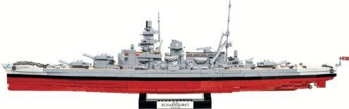 COBI Battleship Scharnhorst Set (4818) USA Store