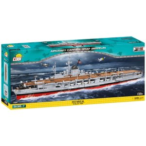 COBI Graf Zeppelin Carrier Set (4826)