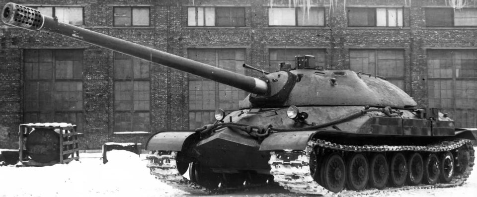 COBI IS 7 Soviet tank Review