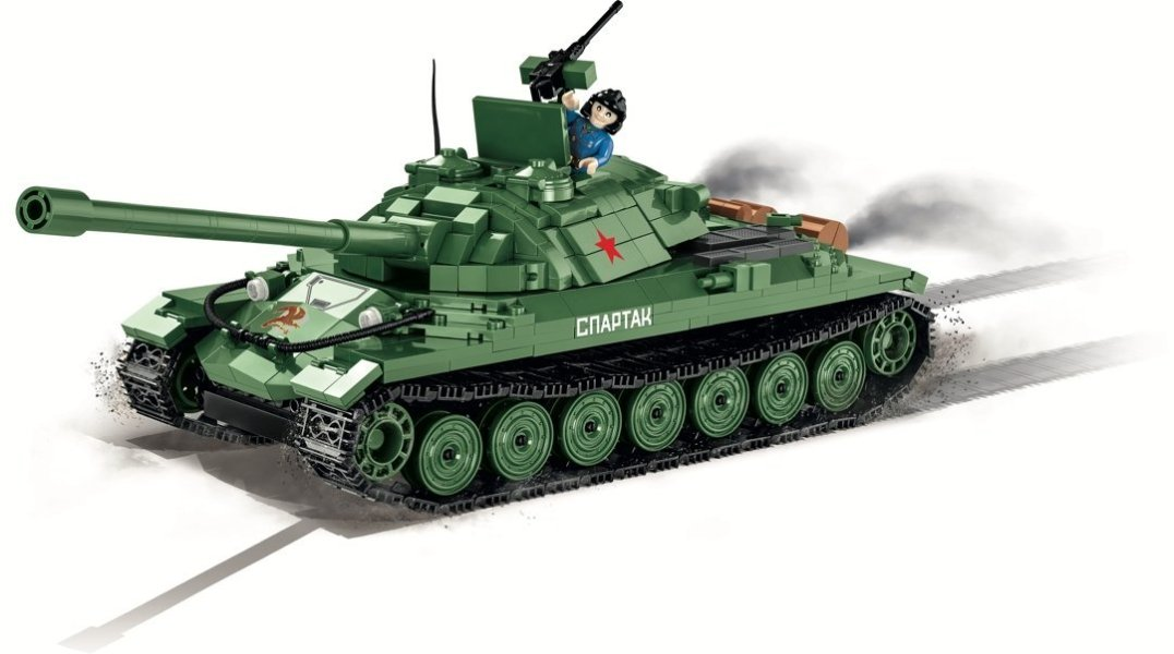 COBI IS7 Soviet Tank Set