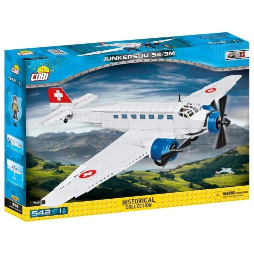 COBI Junkers JU-52 Swiss Version (5711)