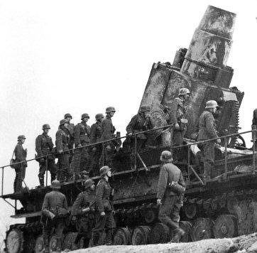 COBI KARL-Gerat 040 Karl WWII