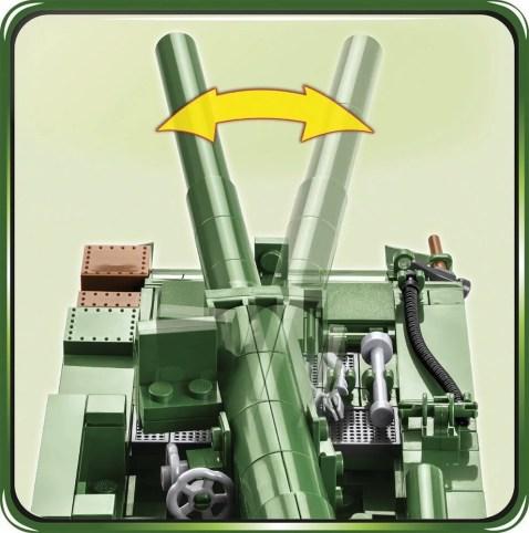 COBI M12 Barrel