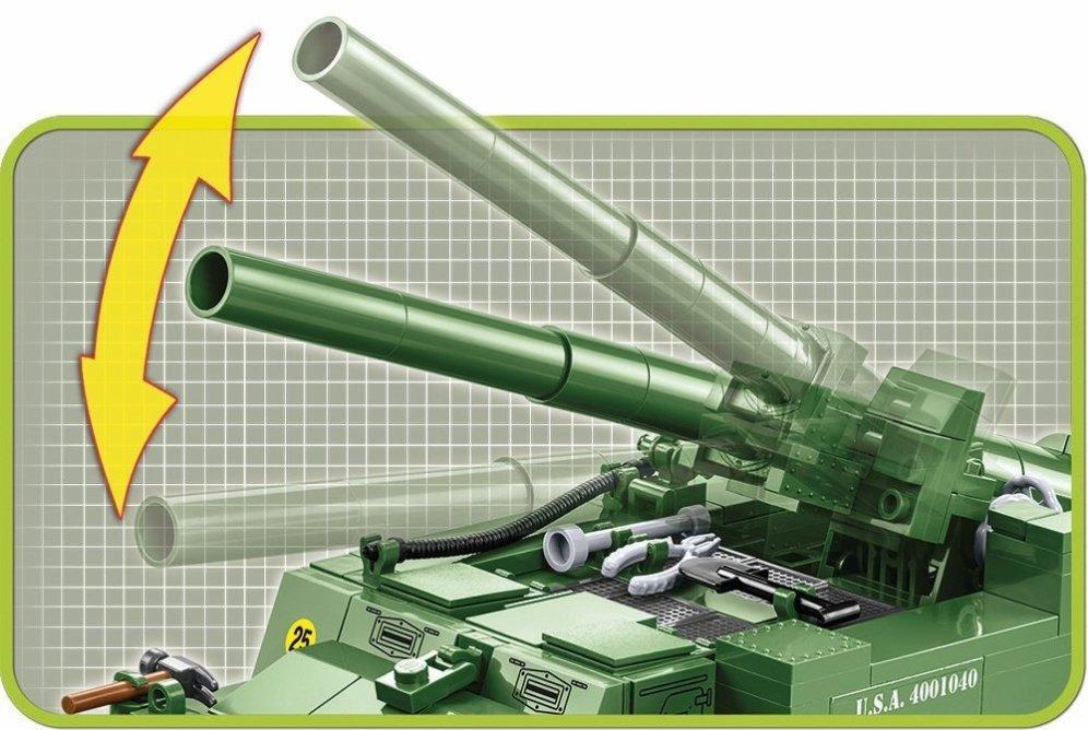 COBI M12 GMC Barrel