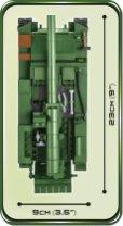 COBI M12 GMC Set size