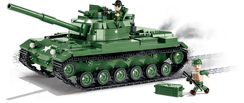 COBI M60 Patton Tank Quick shipping