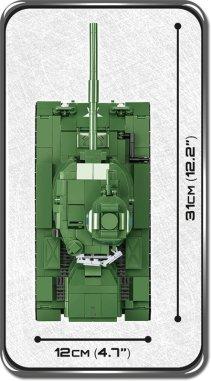 COBI M60 Patton Tank Size
