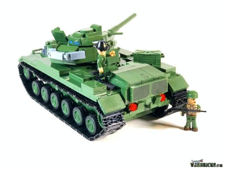 COBI M60 Tank 2020 Warbricks