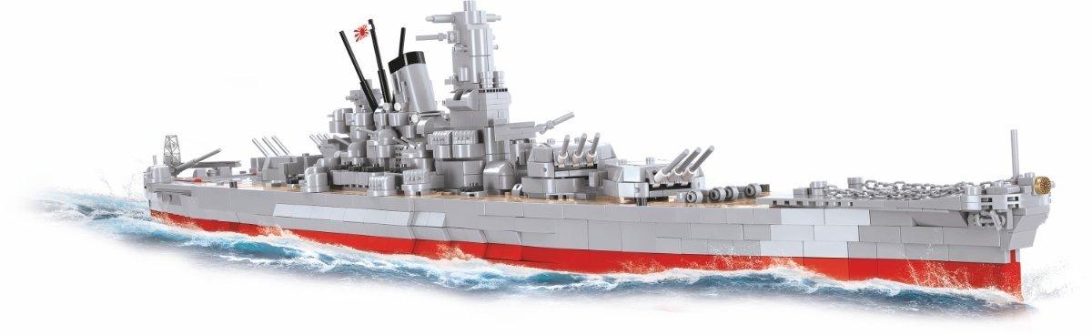 COBI MUSASHI Battleship (4811) Amazon