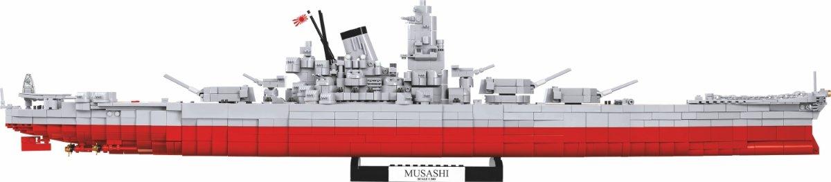 COBI MUSASHI Battleship (4811) Best PRice